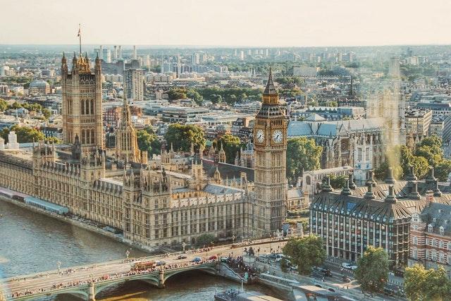england residency