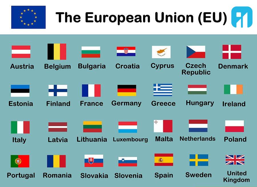کشور های اروپایی - اقامت اروپا