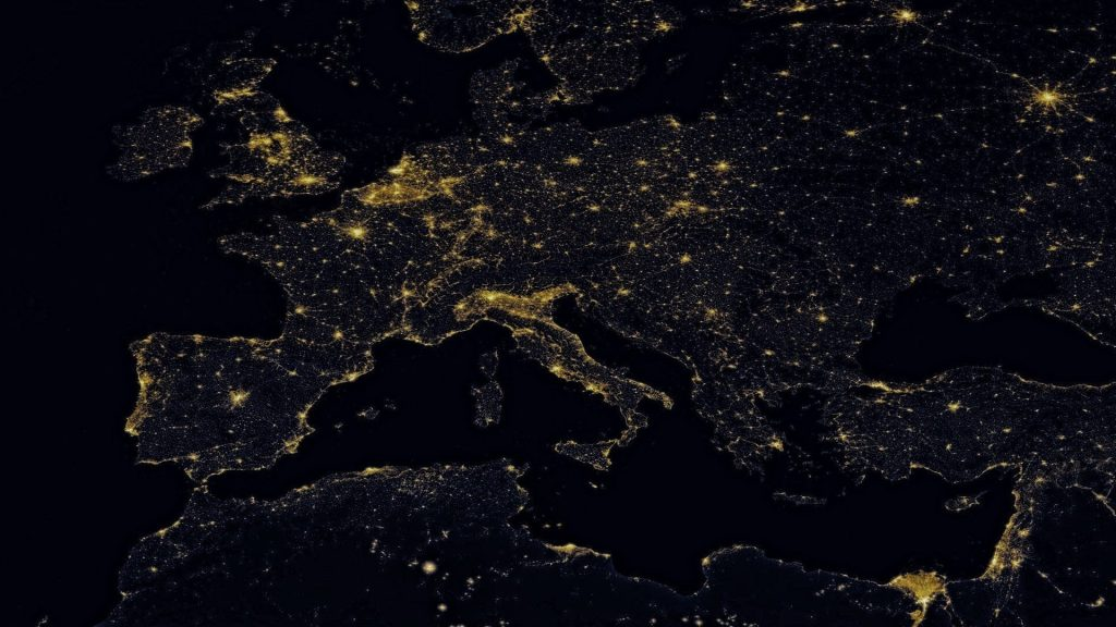 اقامت و زندگی در اروپا