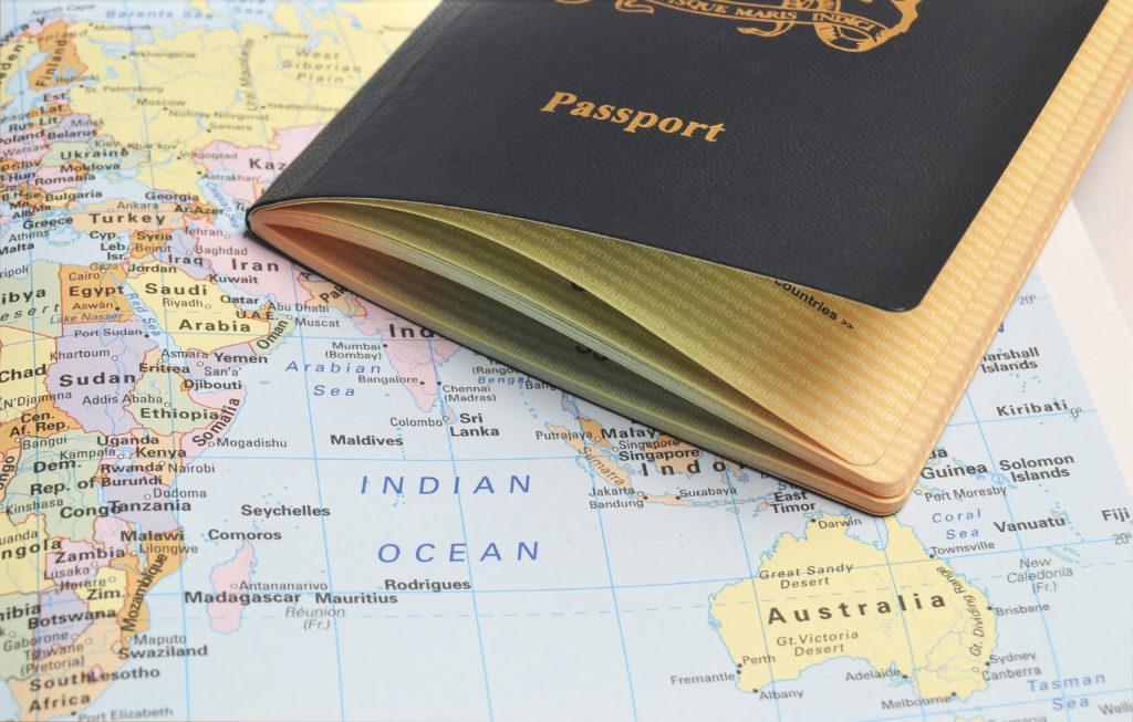 پاسپورت کشور قبرس