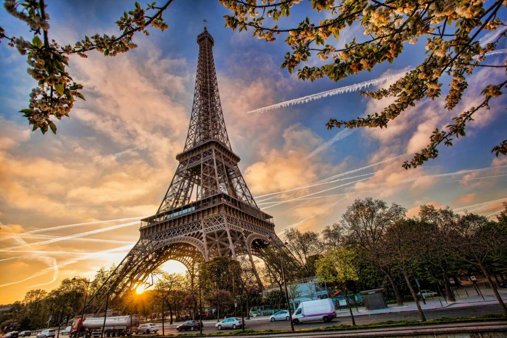 پاریس-مهاجرت به اروپا